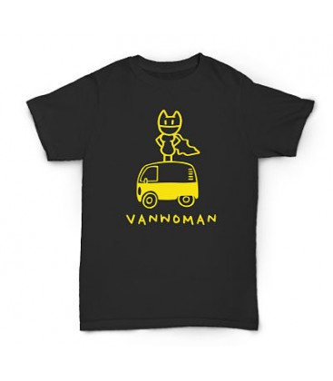Camiseta Van Woman